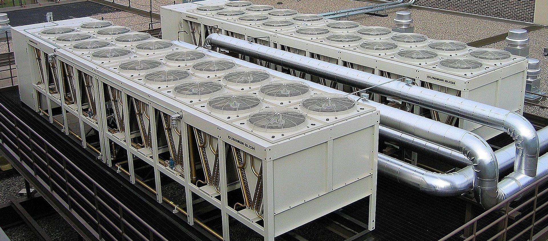 High Efficiency DB Vertical Screw Compressor